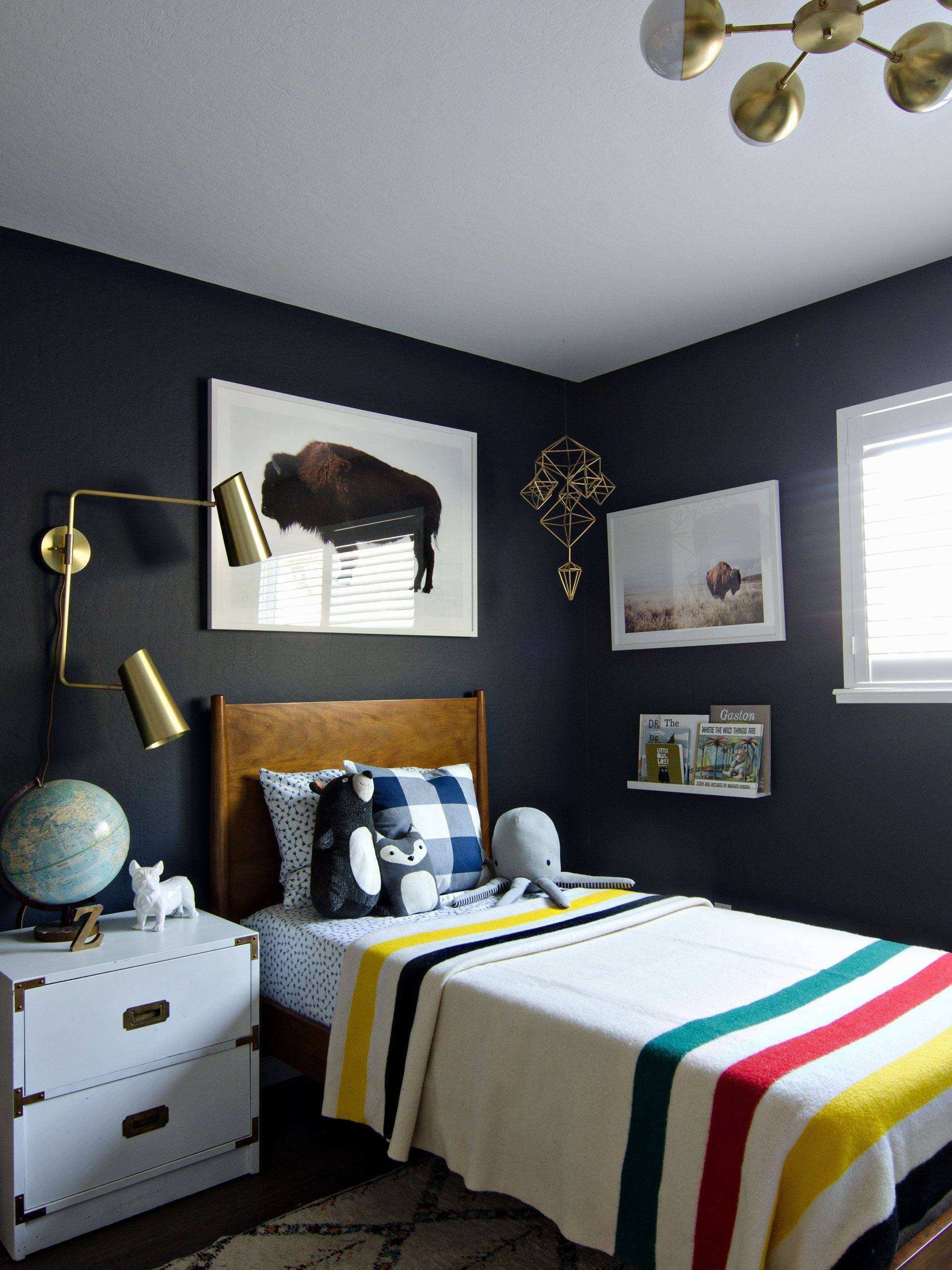 Gray Black and White Bedroom Lovely 32 Lovely Black and White Wall