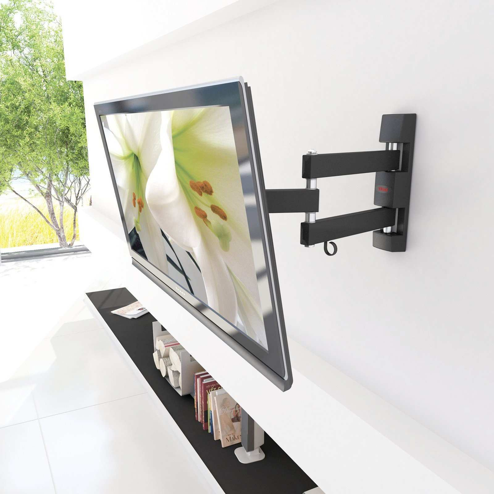 Superior Tv Wall Mount Adjustable Hayneedle