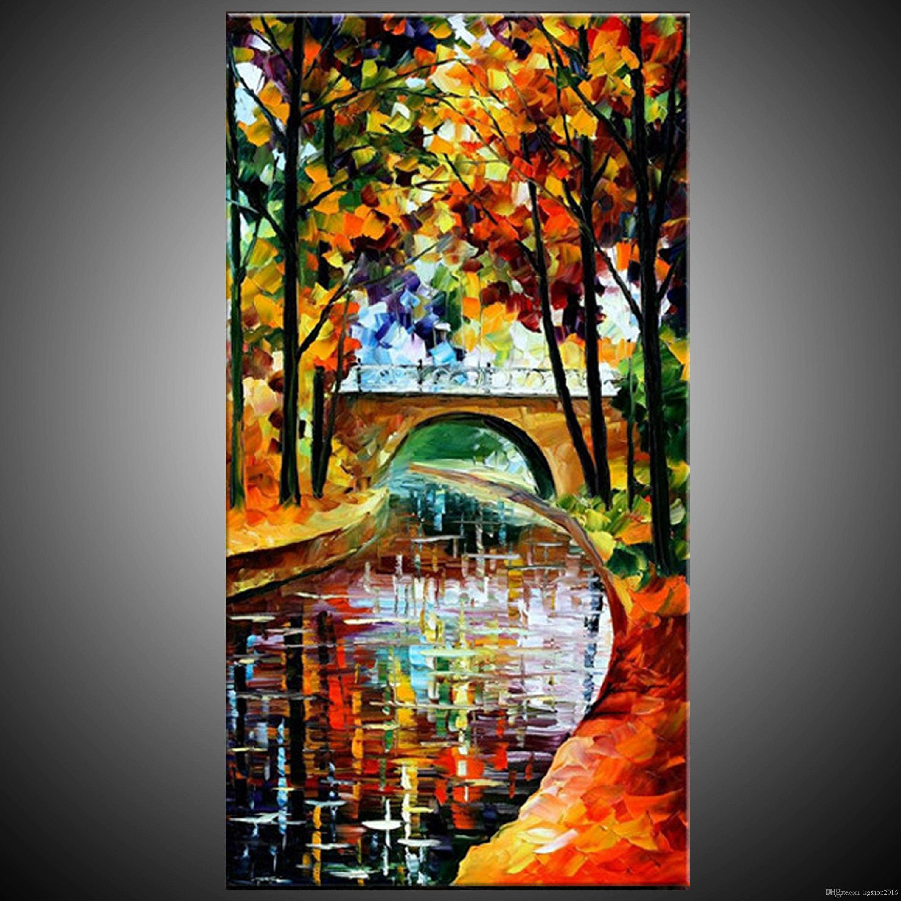 48 Fresh Image Texture Painting Canvas