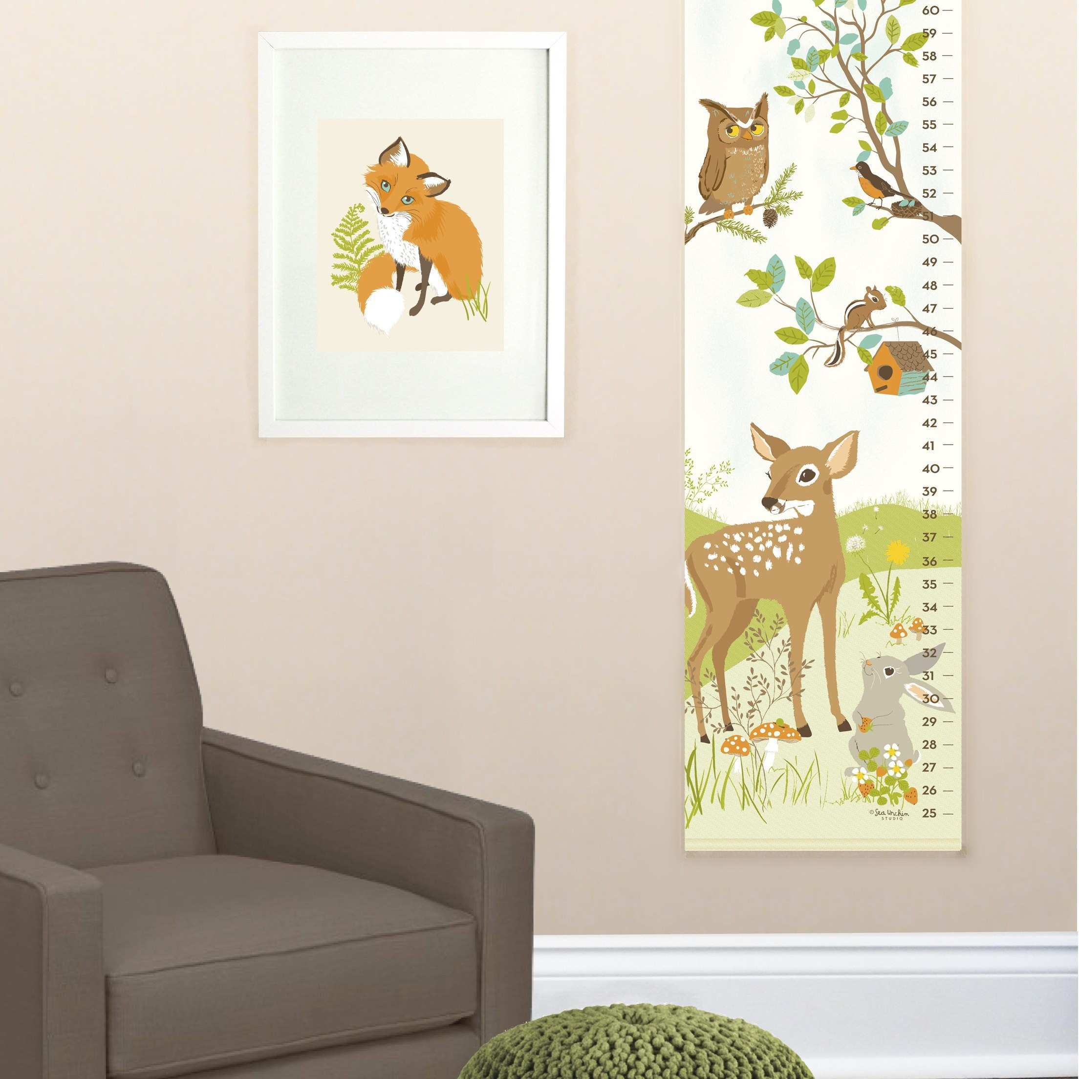 33 Lovely Vintage Wall Decals