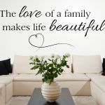 Beautiful Vinyl Wall Decals Quotes