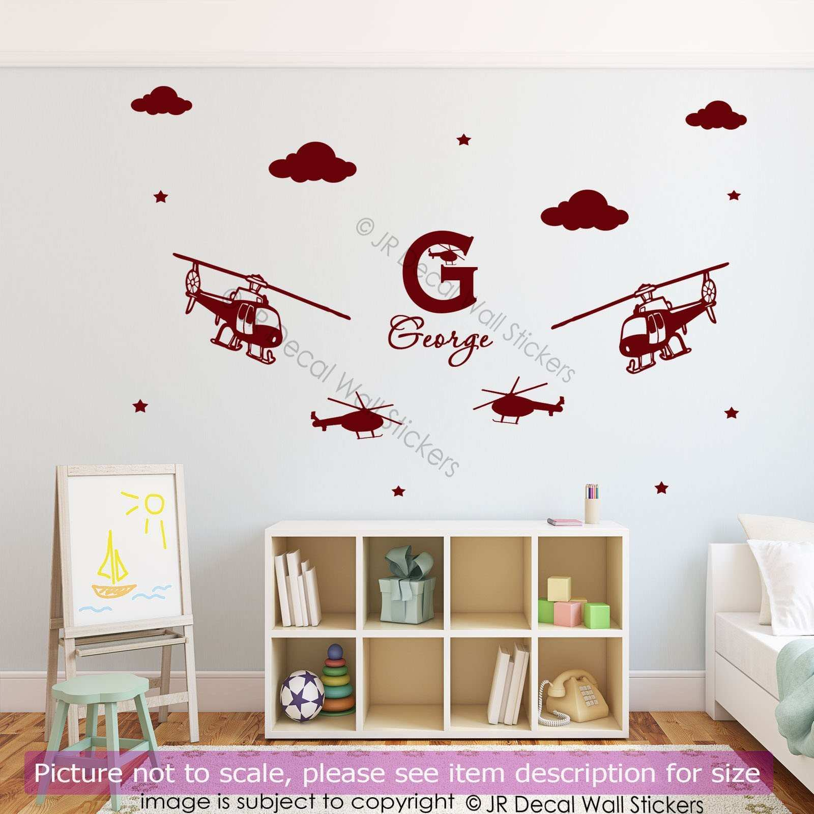 Personalized – JR Decal Wall Stickers