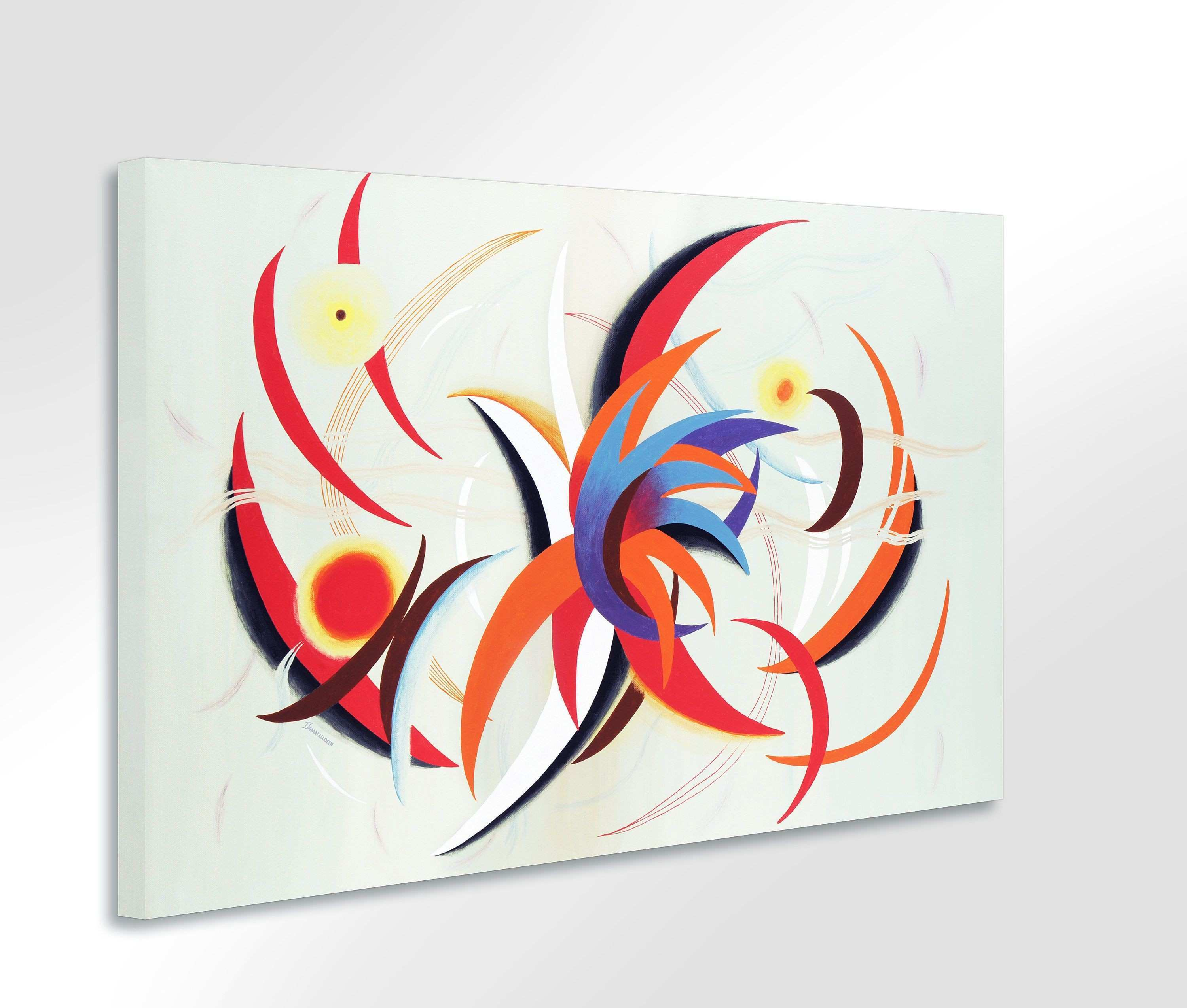 LARGE Canvas Abstract Art Extra Wall Art Original Abstract