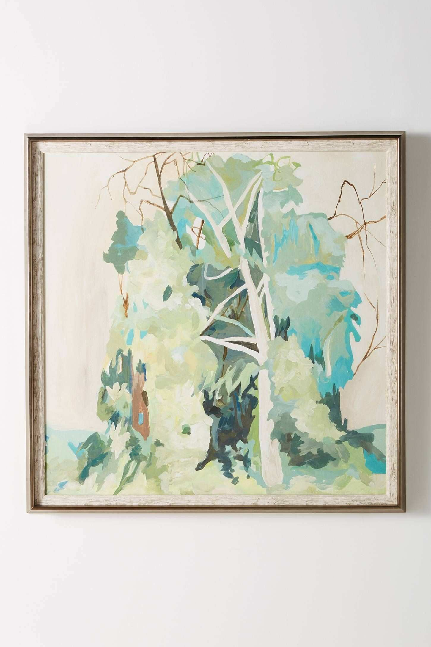 Messy Thicket Wall Art Pinterest
