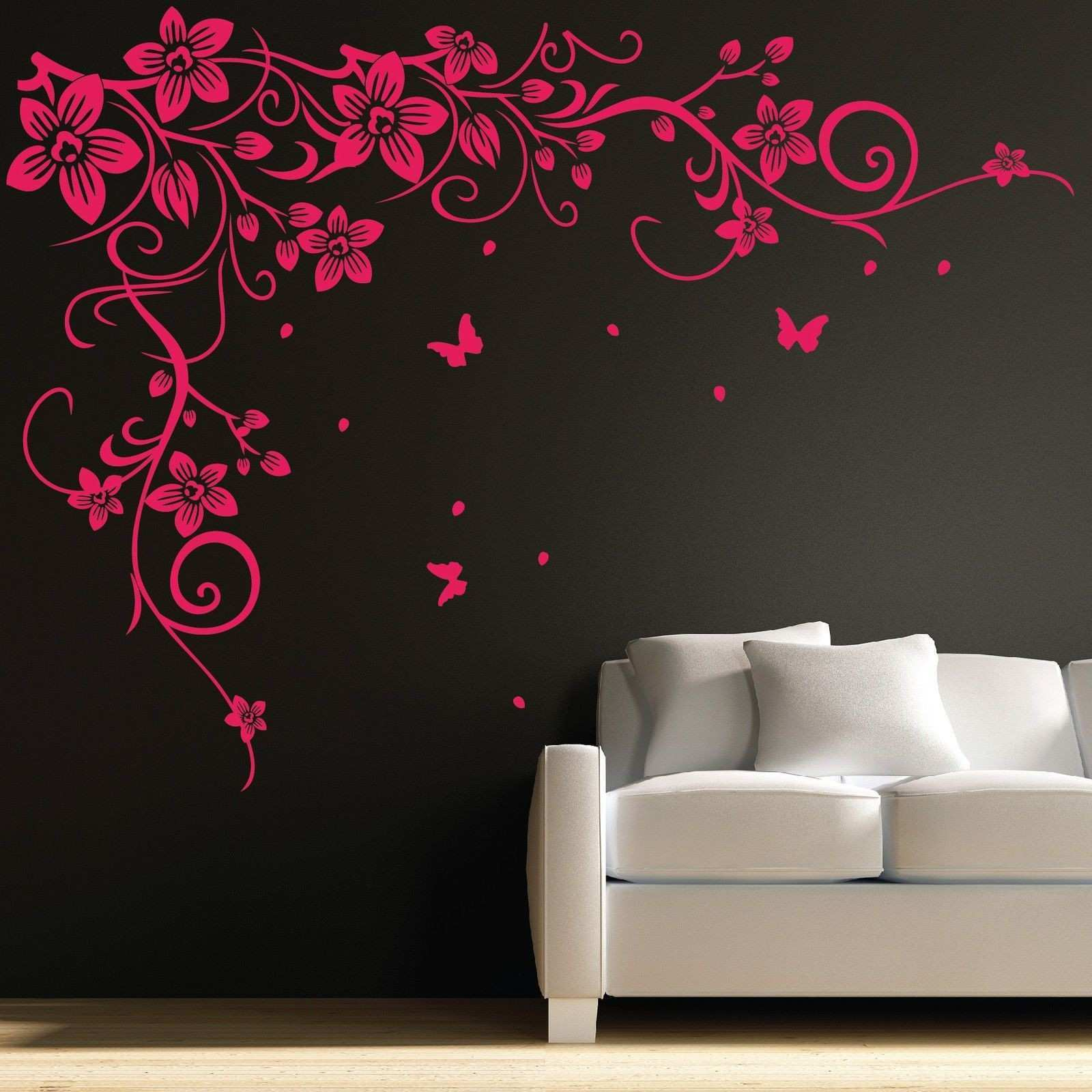 Interior Design 27 Butterfly Wall Decor Appealing Wall Decal