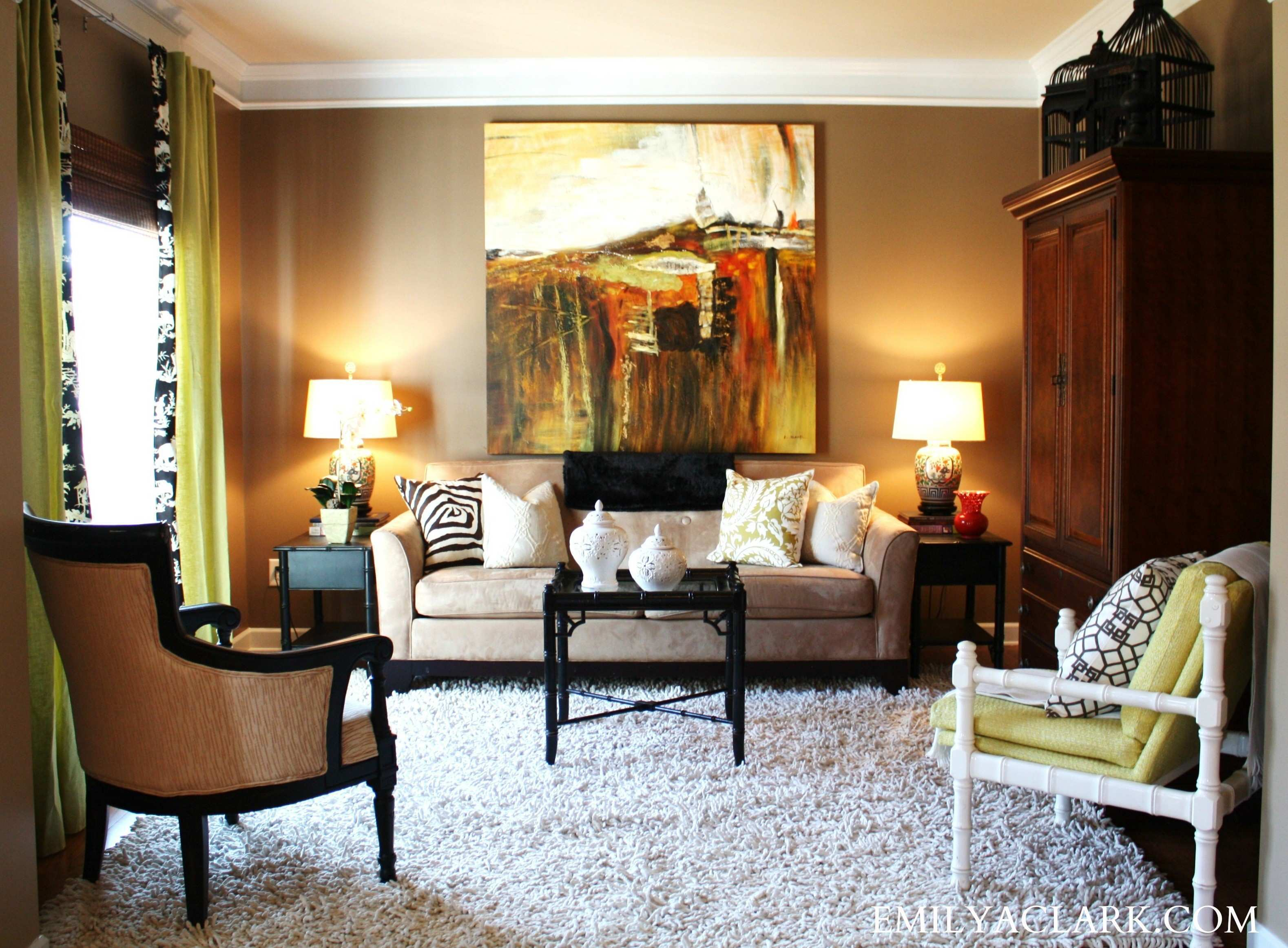 Living Room Decor Couch