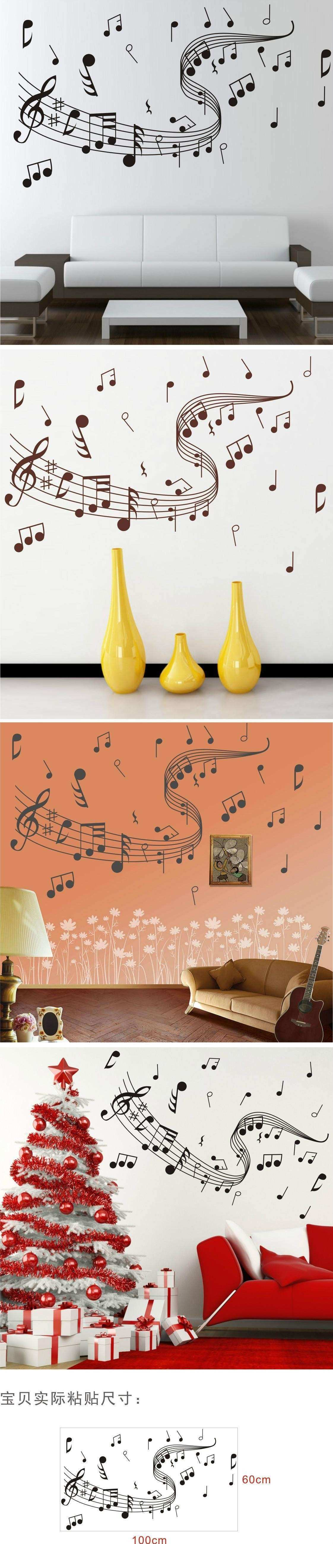 32 Lovely Decorative Wall Stickers for Kids Rooms