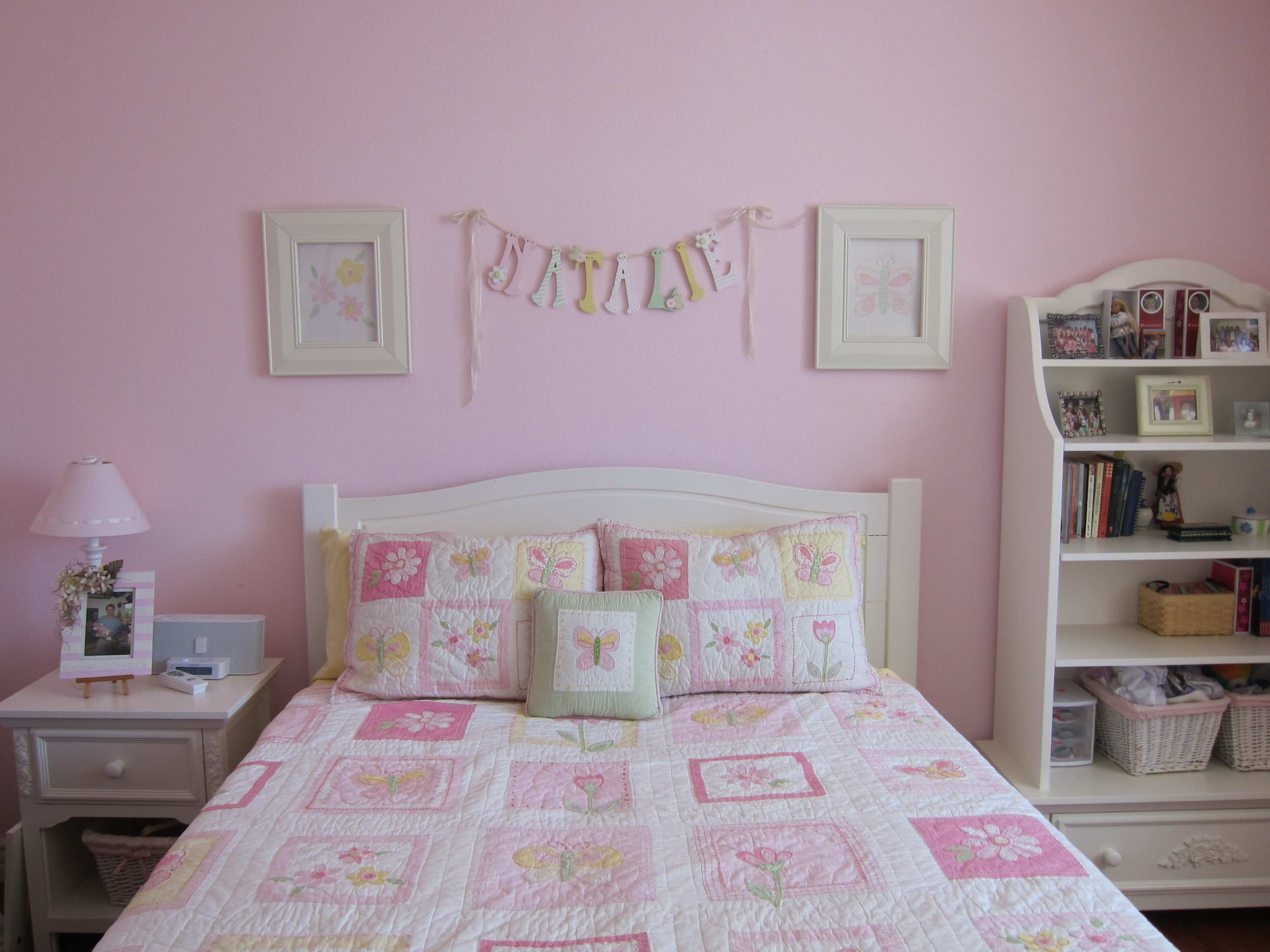 Beautiful Design Homemade Wall Decoration Ideas for Bedroom