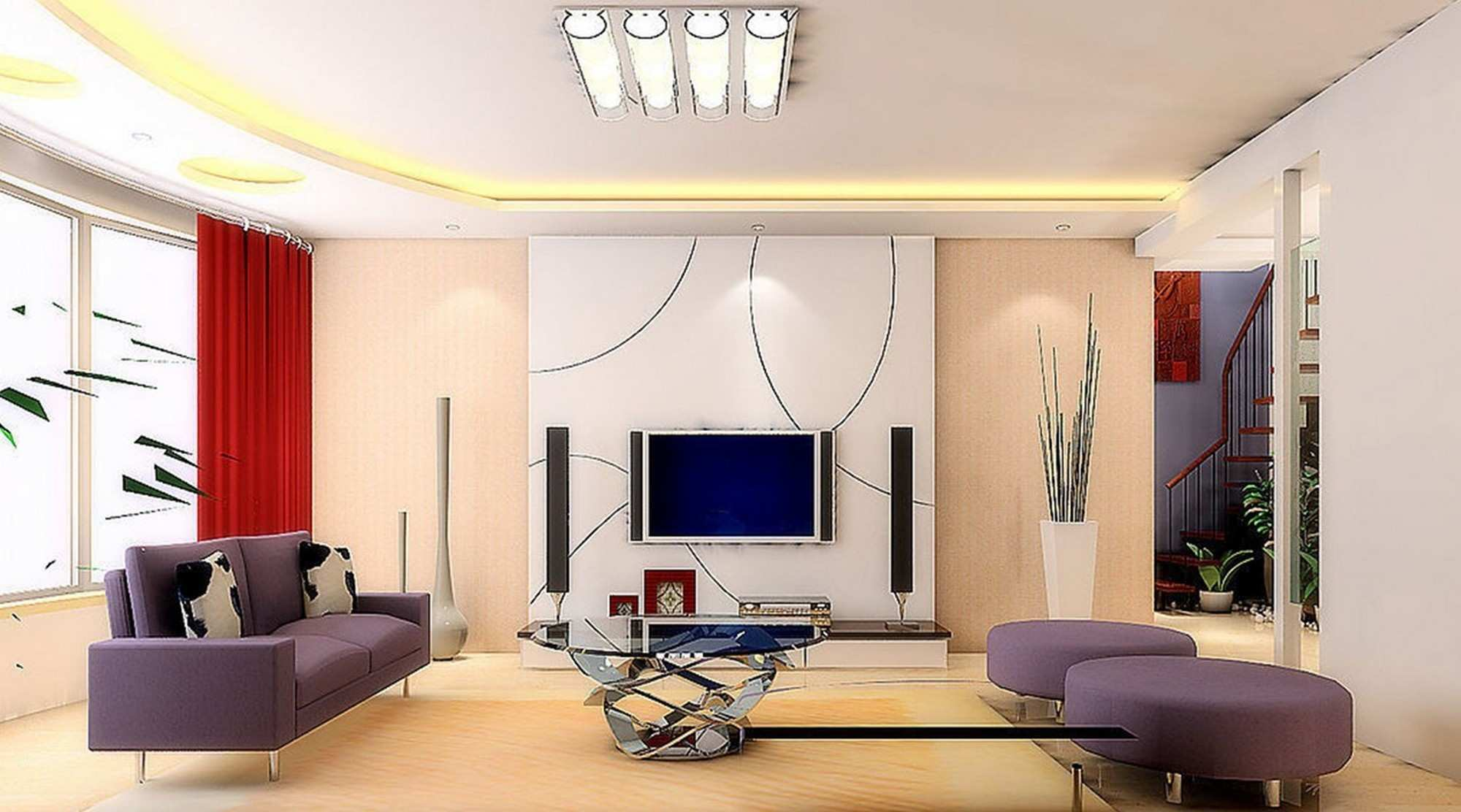 Tv Wall Decor Ideas Led Tv Wall Mount Designs Will Amaze Your