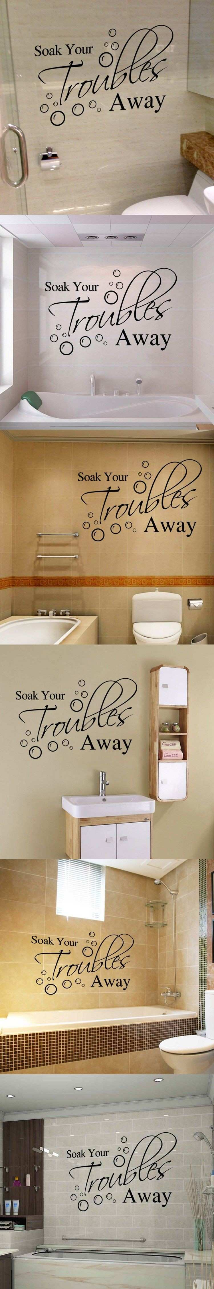aw9376 Change your Mood Inspirational Mirror Decal Motivational