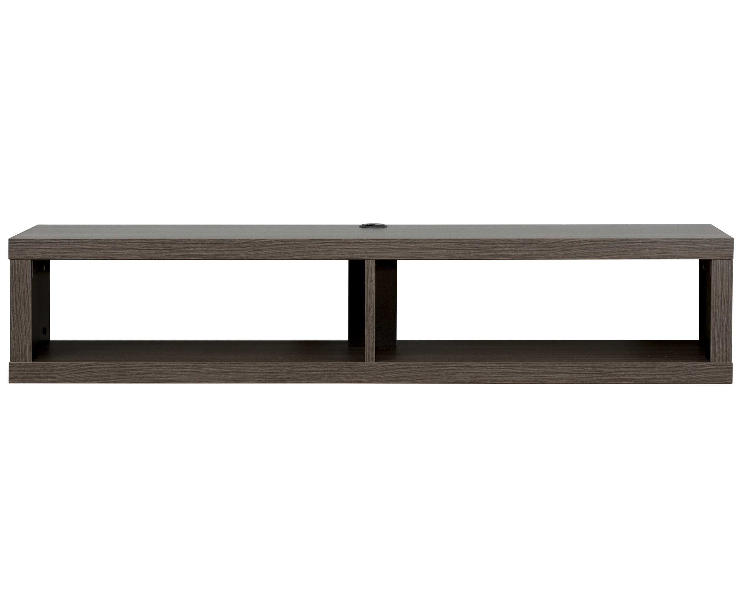 "Martin Home Furnishings Shallow 48"" Wall Mounted TV Stand & Reviews"