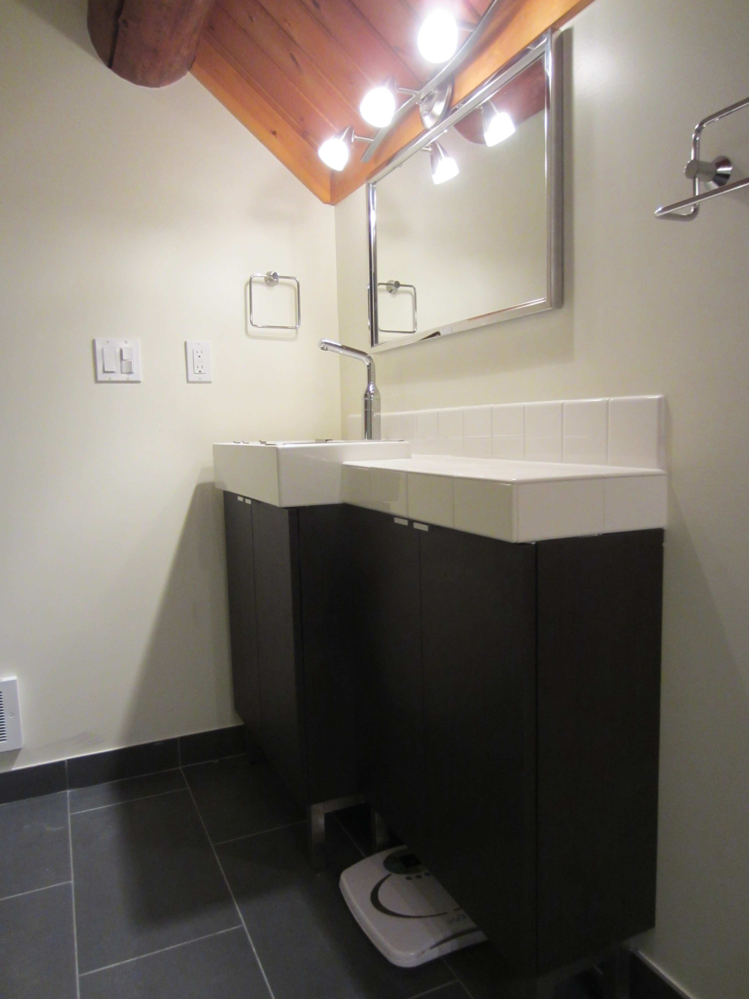 Exciting Black Bathroom Mirrors Home Design Wall Friday Rimmed