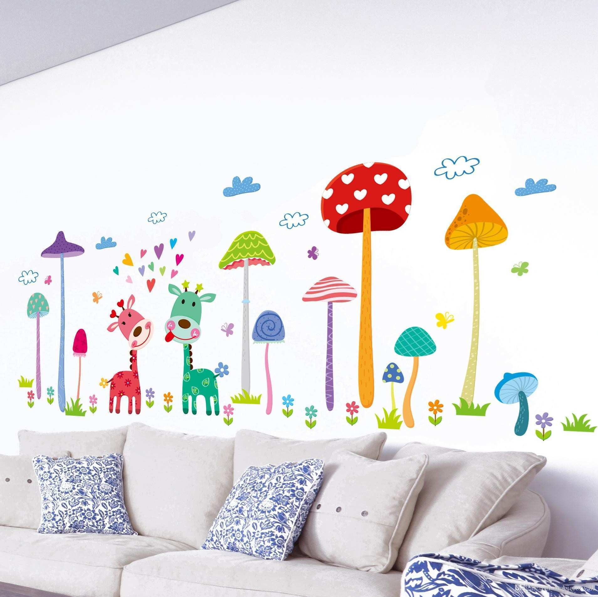 Wall Art Murals Decals Stickers gigadubai