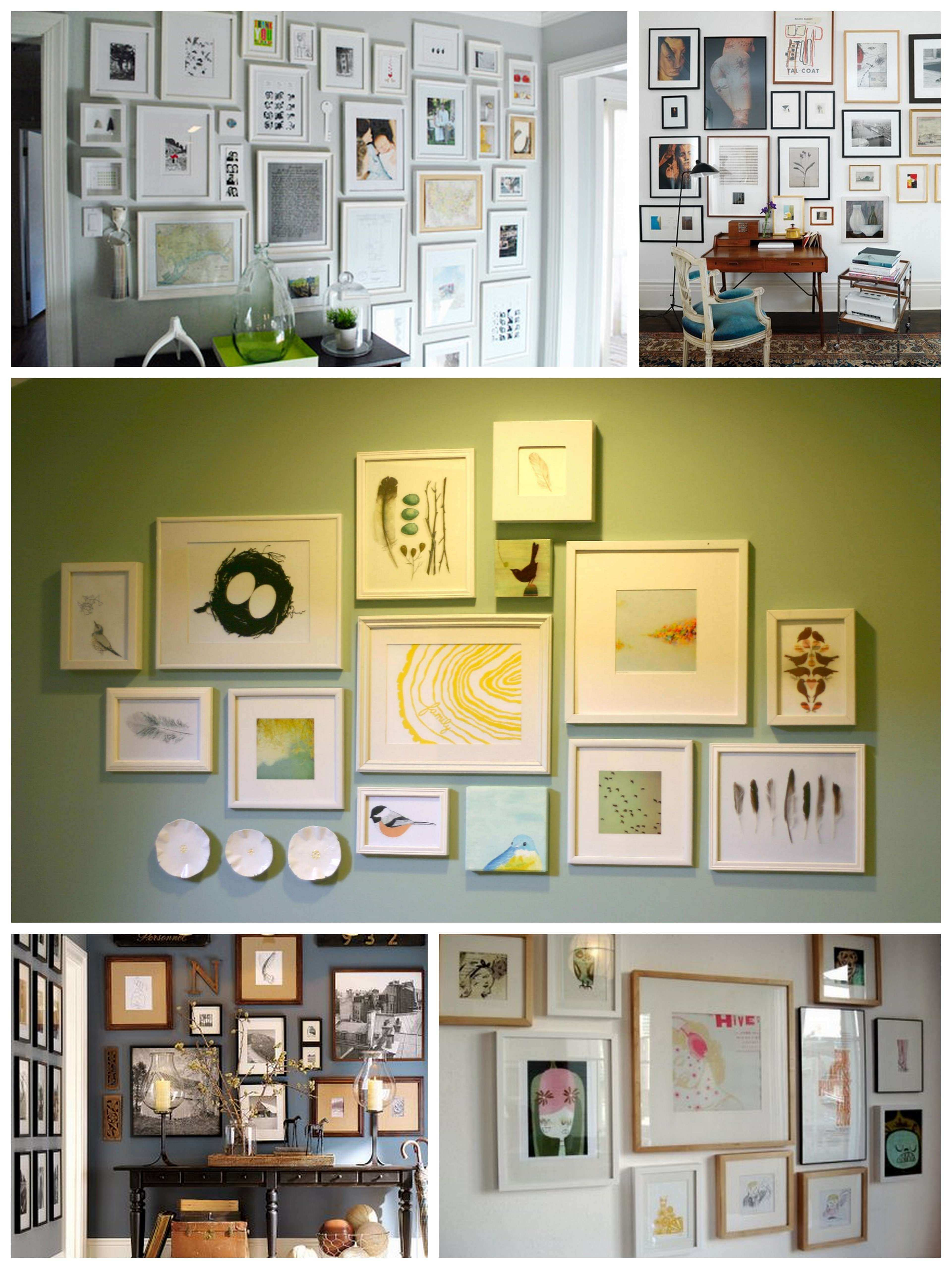 Wall Picture Frame Collage Inspirational 33 New Wall Picture Collage ...