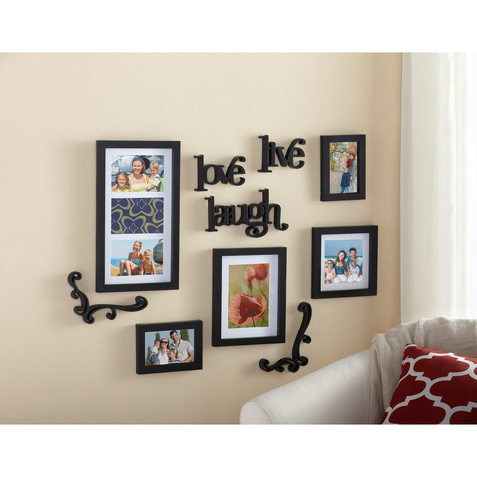Captivating 10 Picture Frame Sets for Wall Decorating Design