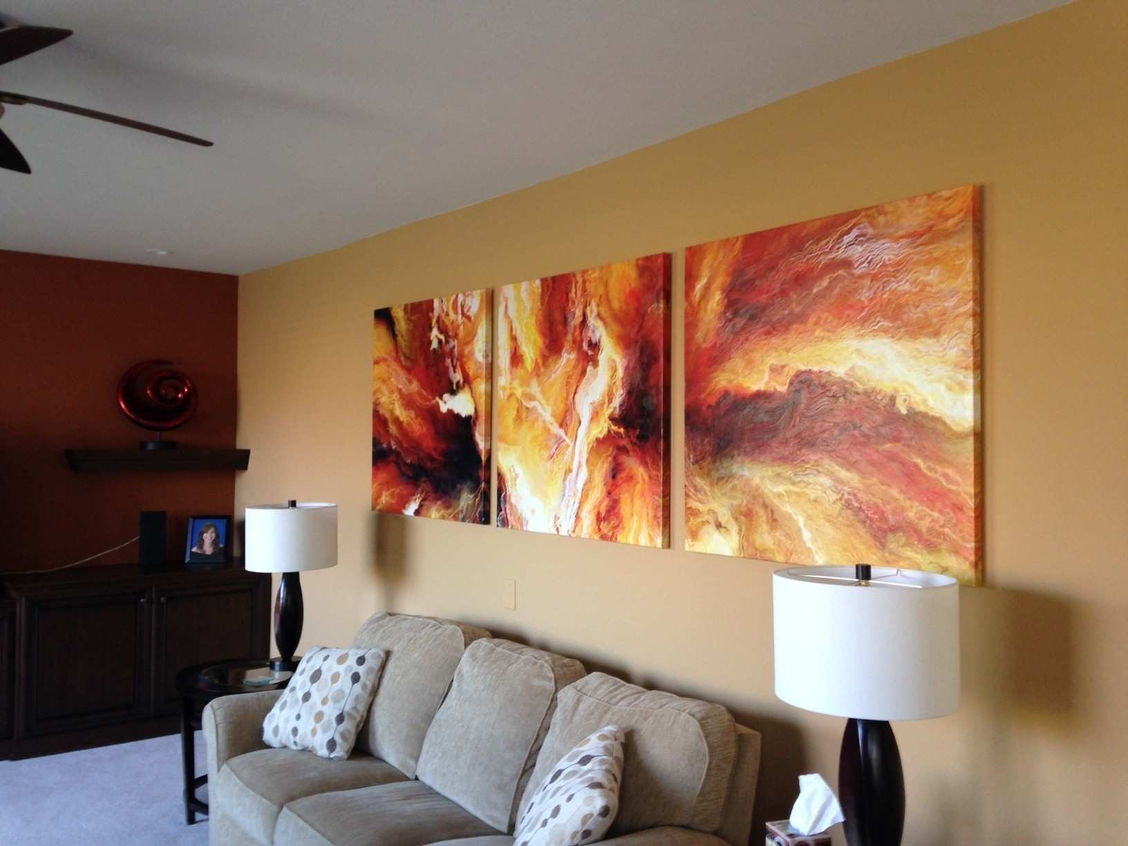 Showing Gallery of Abstract Wall Art Living Room View 10 of 15 s