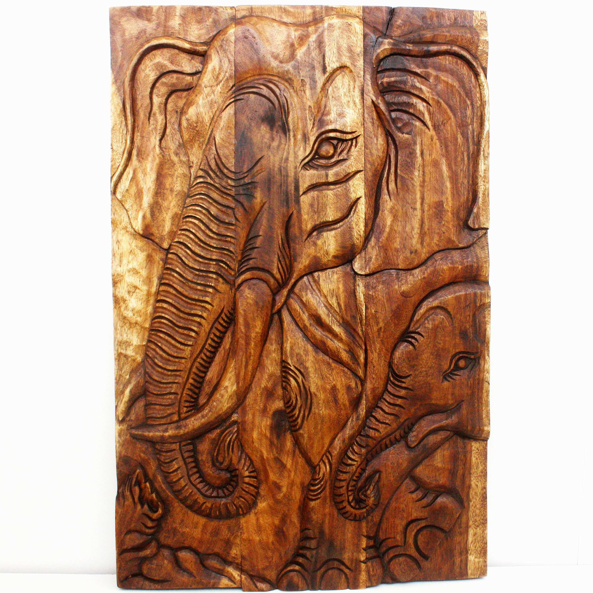 Beautiful Wood Art Wall