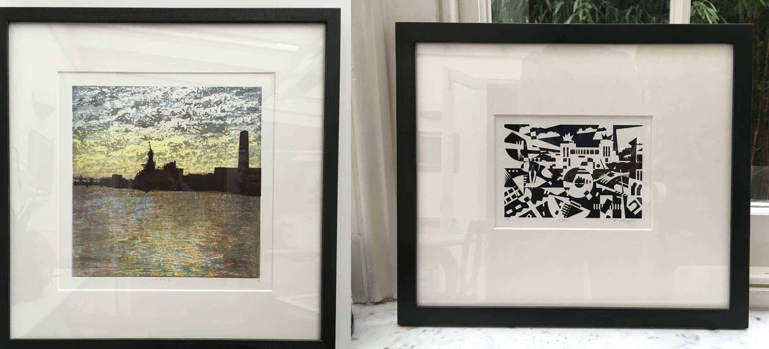 How to Frame Prints Print Solo