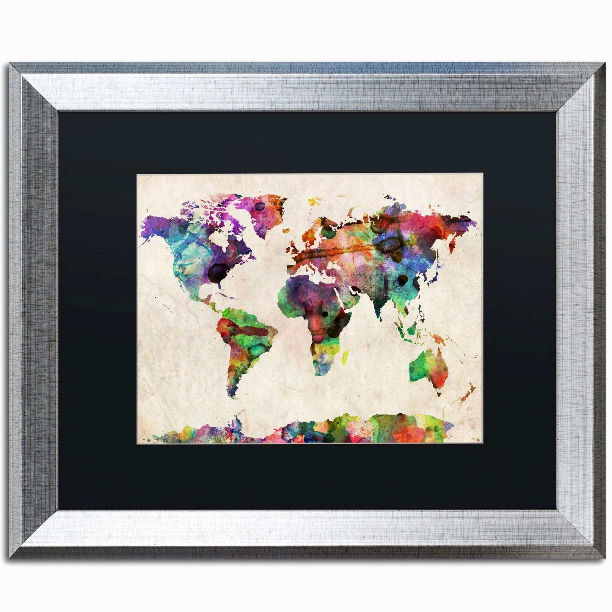 World Map Design Best World Map Wall Decor Elegant Wall Decal