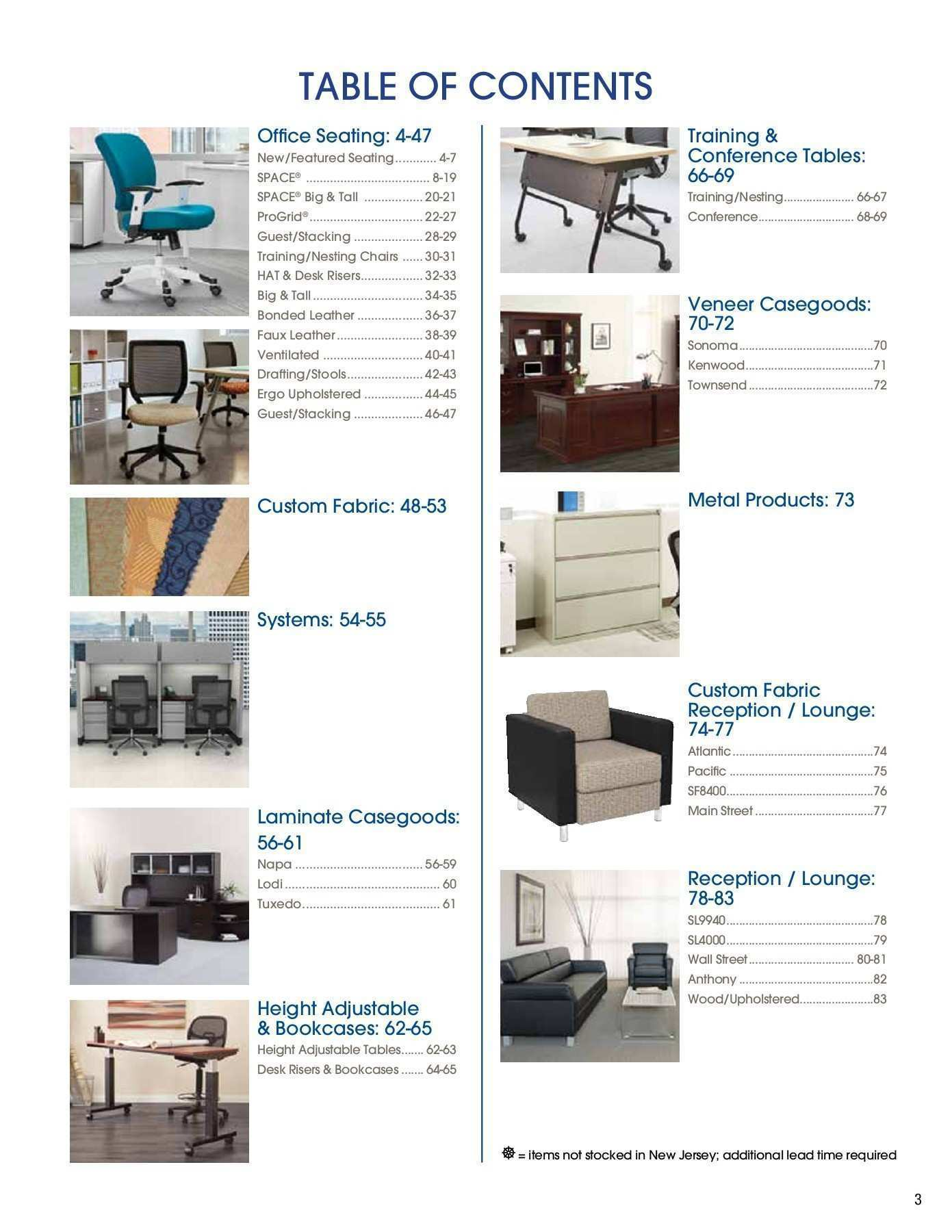 fice Furniture Buyer s Guide Feb2018 Dealer Pages 1 50 Text