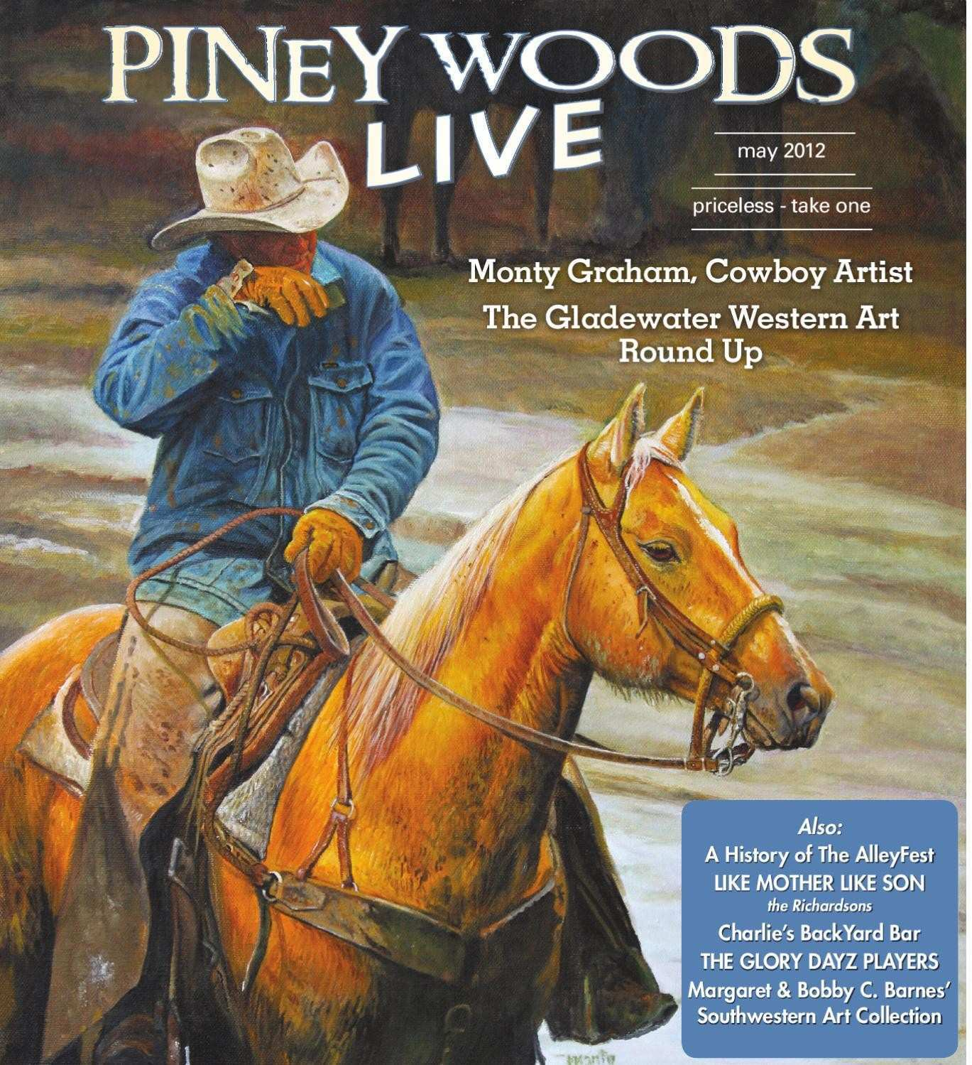 Piney Woods Live May 2012 by Piney Woods Live Magazine issuu