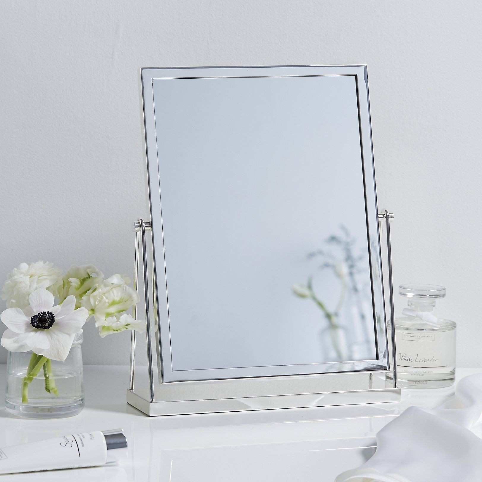 Silver Plated Dressing Table Mirror Pinterest