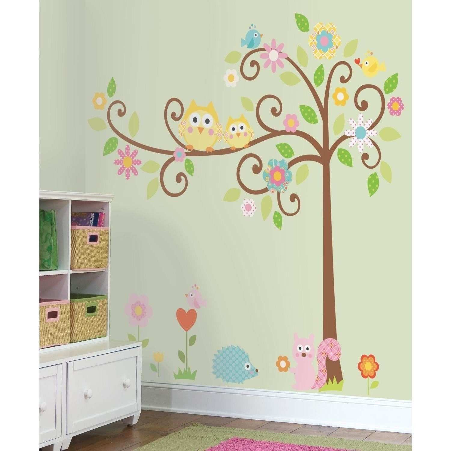 Kids Room Peel And Stick Wall Murals Removable Wall Stickers Vinyl
