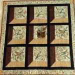 Window Wall Art Luxury Birds In Nature Quilt attic Window Wall Quilt Quilted Wall Hanging