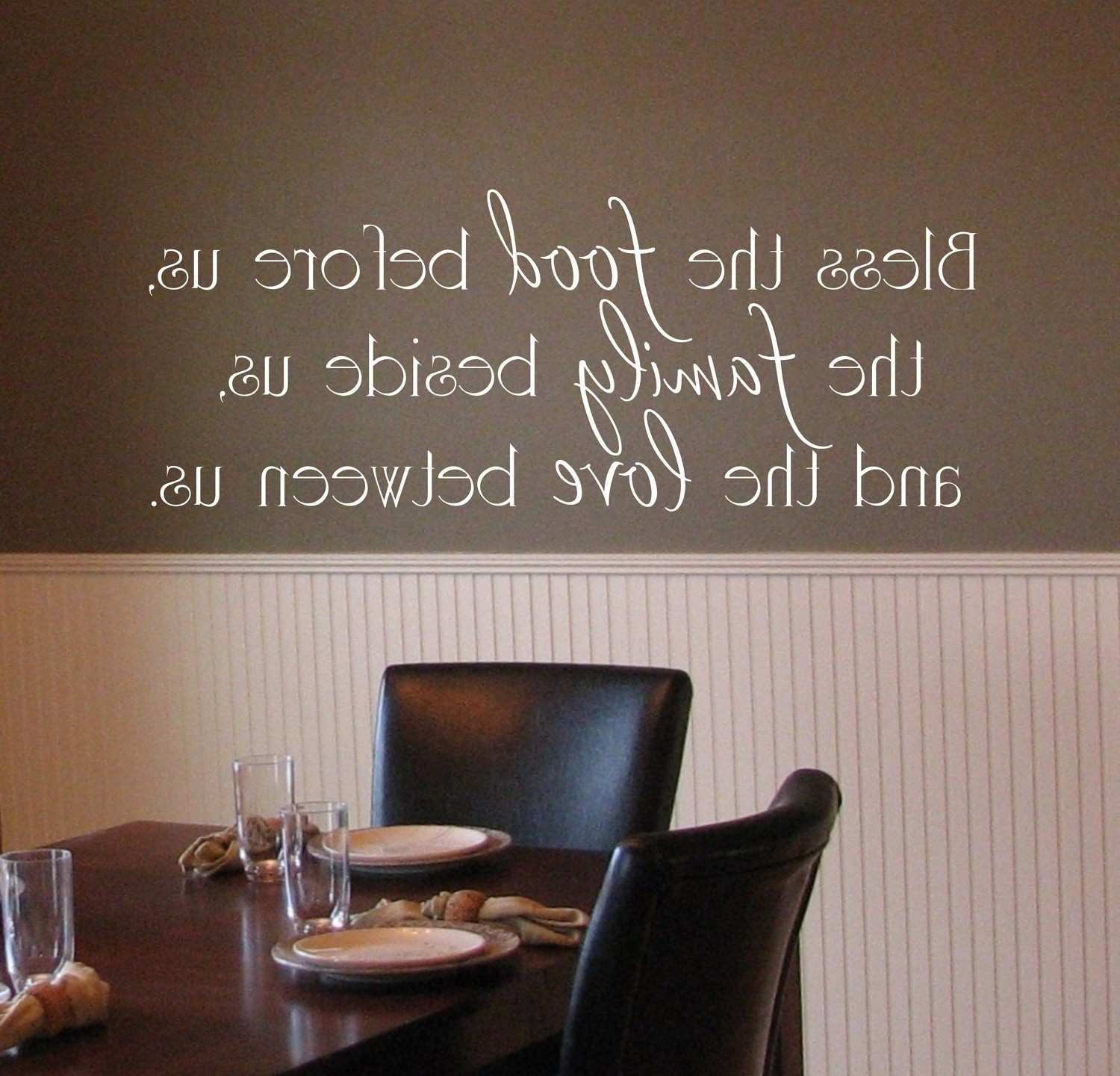 Best 15 of Kitchen And Dining Wall Art