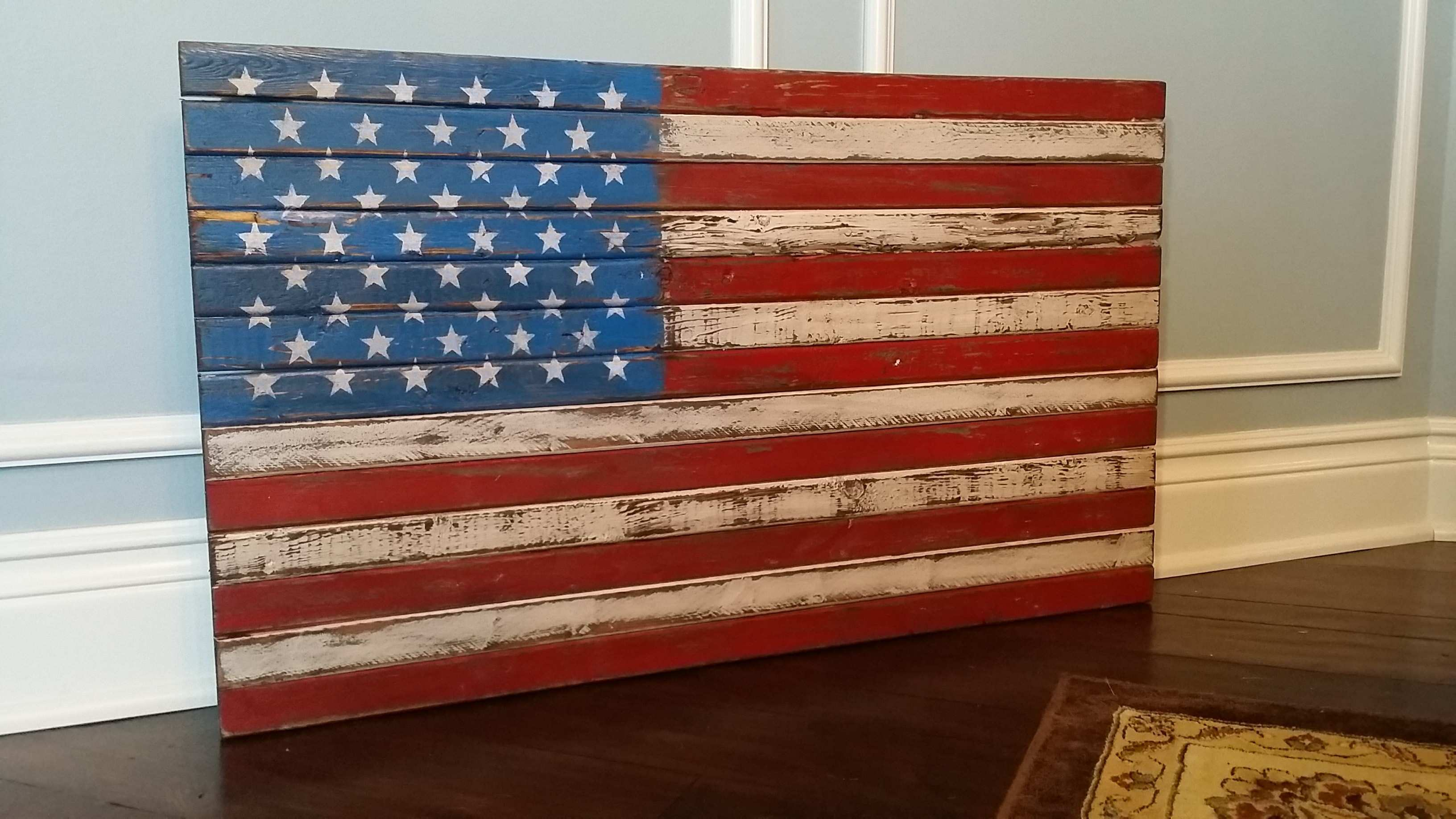 Wood American Flag Wall Decor Gallery home design wall stickers