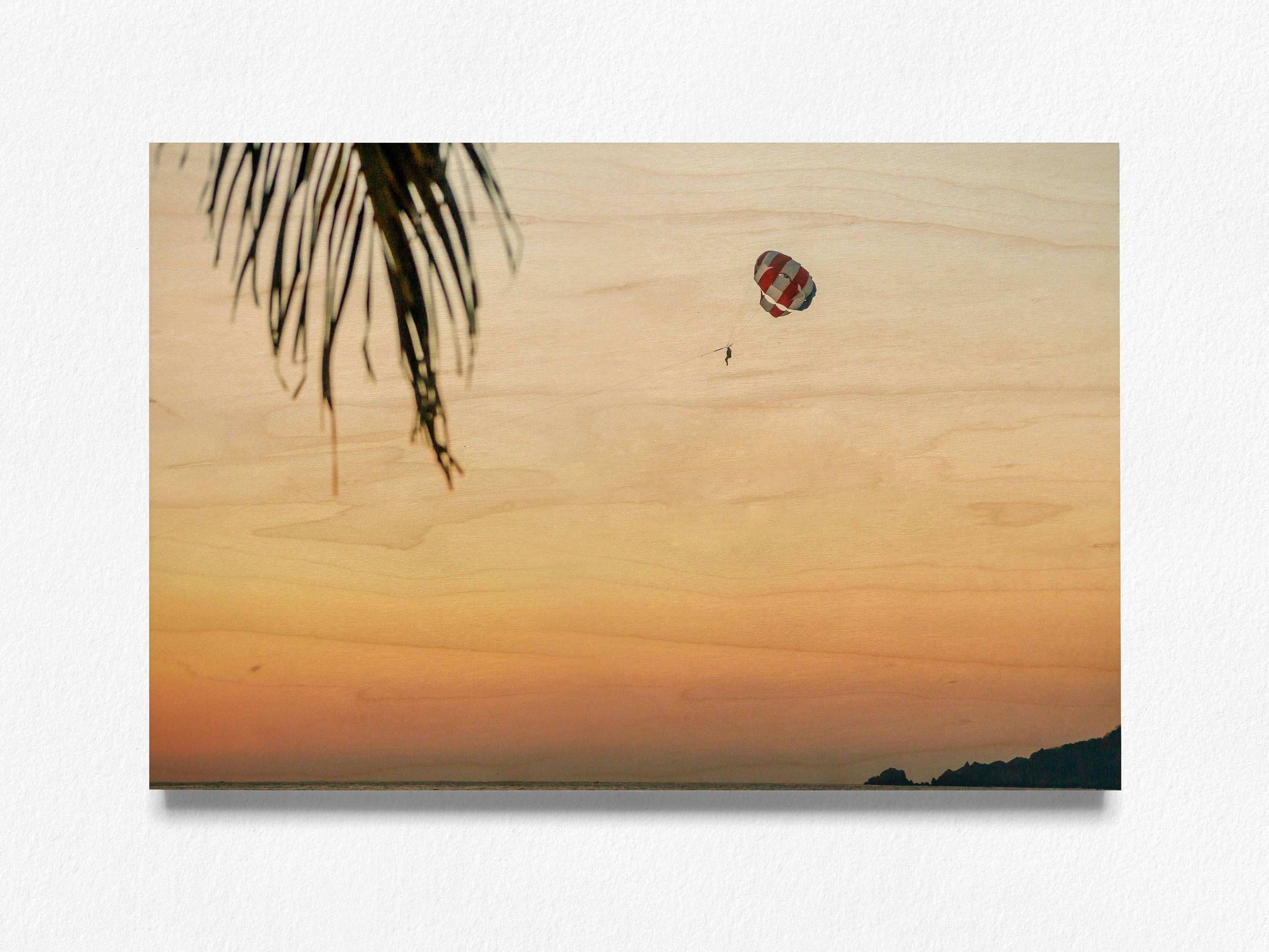 Sky Print Sky graphy Sunset Print Wood Wall Art Wood Art