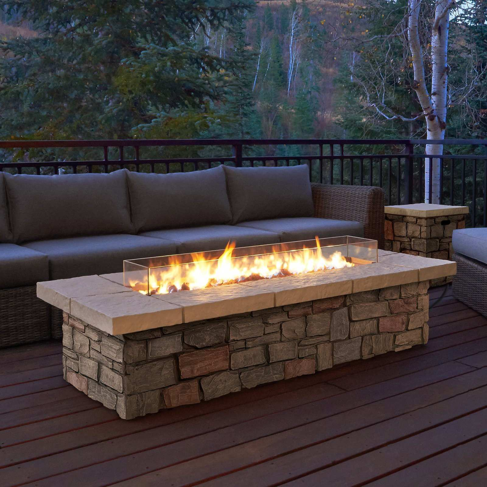 Gas Fire Bowl