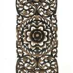 Luxury Wood Carvings Wall Decor
