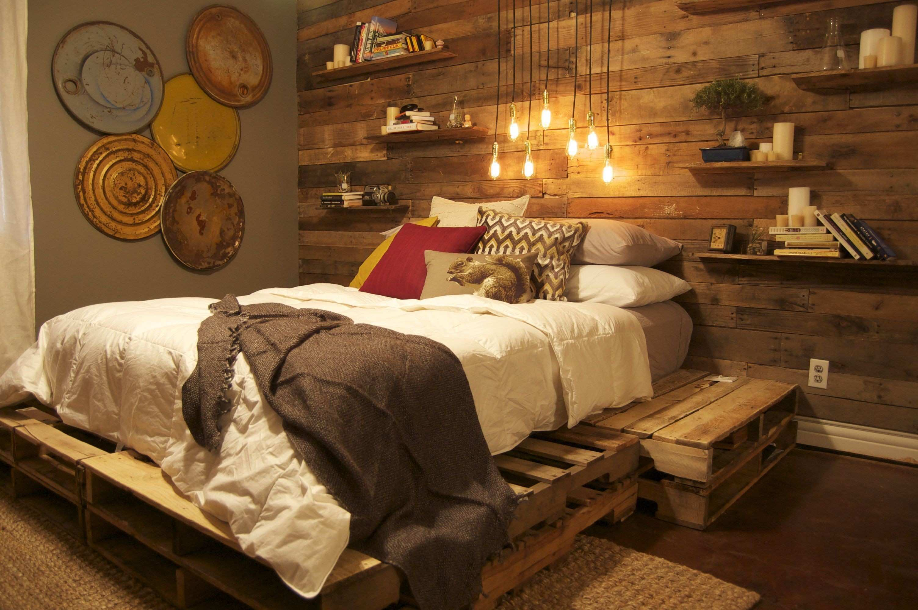 The Beginner s Guide to Pallet Projects Pinterest