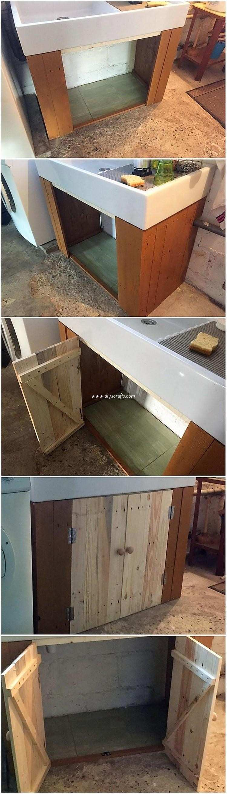 Cool Ideas with Recycled Wood Pallets