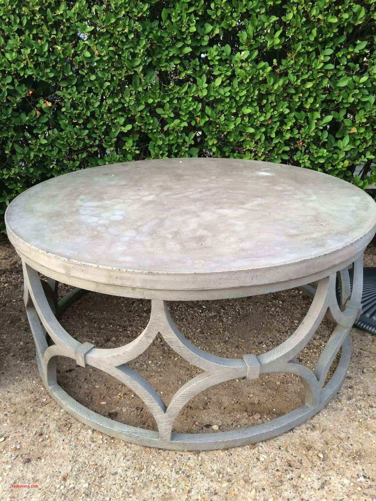 Table Legs Middle Rowan Od Small Outdoor Coffee Table Concrete Round