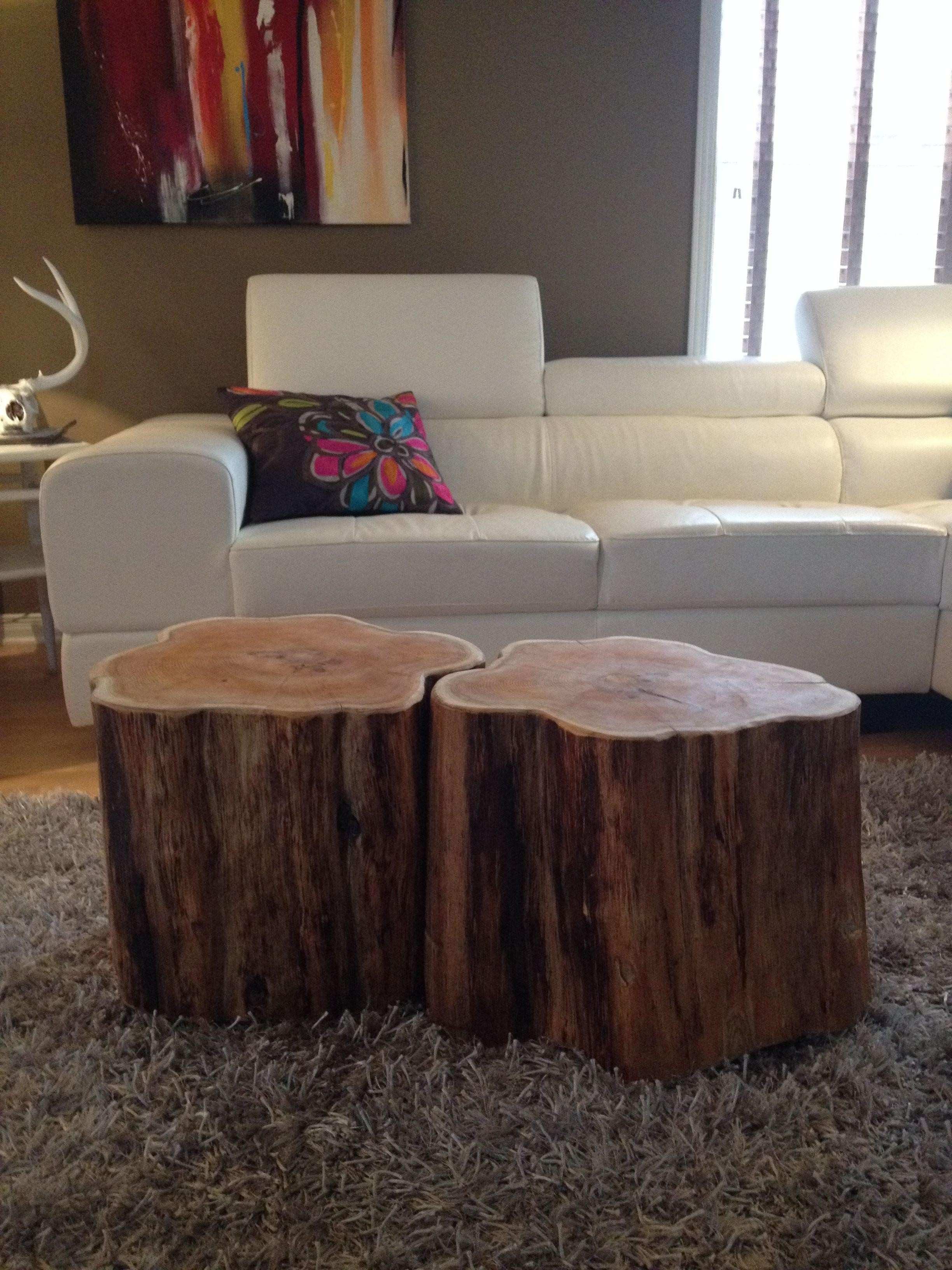 Best Wood Tree Coffee Table