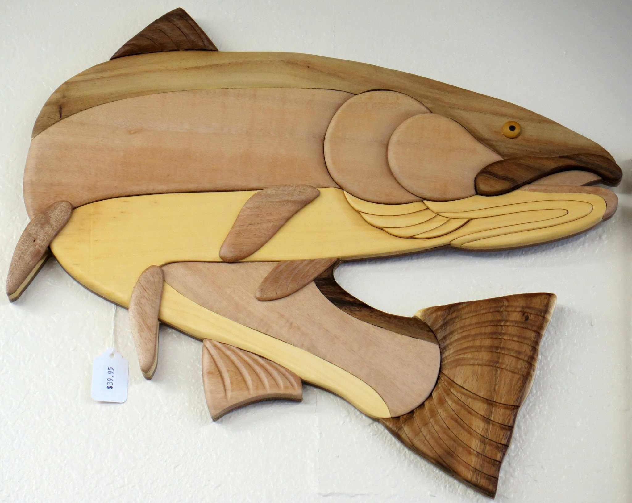Wooden Fish Wall Decor New Perfect Fish Wall Decorations Picture ...