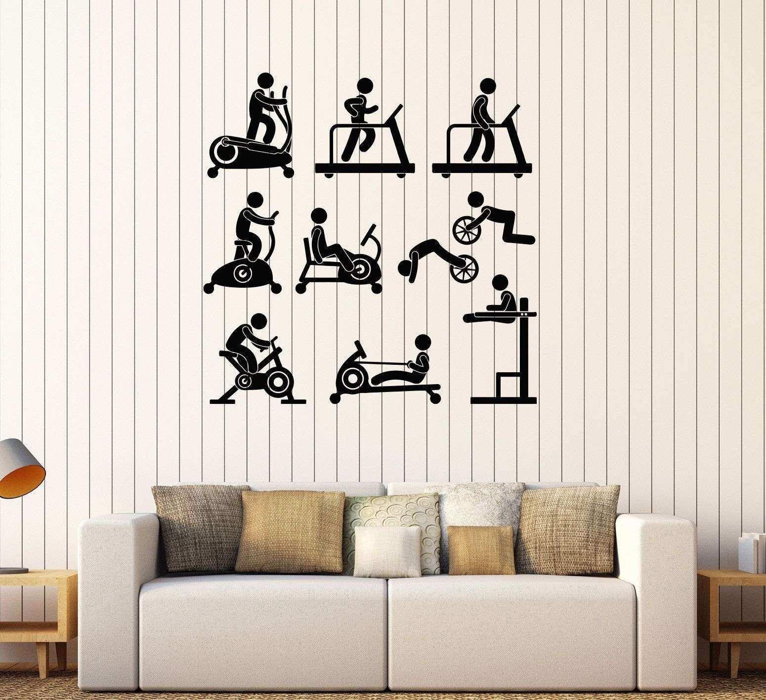 Wall Decor Stickers for Bedroom Inspirational Vinyl Wall Decal