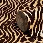 Zebra Print Wallpaper for Walls Elegant Zebra Print Wallpaper for Bedrooms Purple Scalamandre Zebra Denim